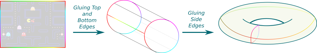 Square Representation of the Torus