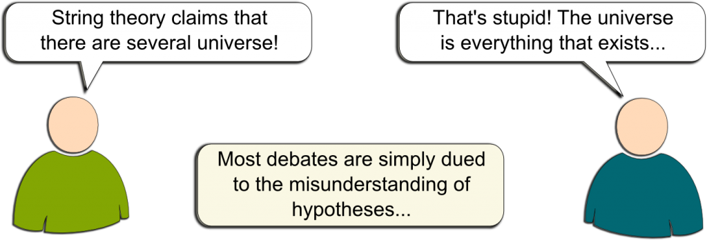 Debates over the Universe