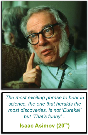 Asimov's Quote