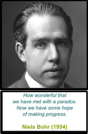 Bohr's Quote