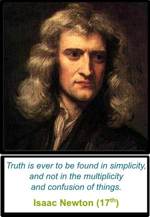 Newton's Quote