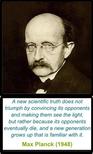 Planck's Quote