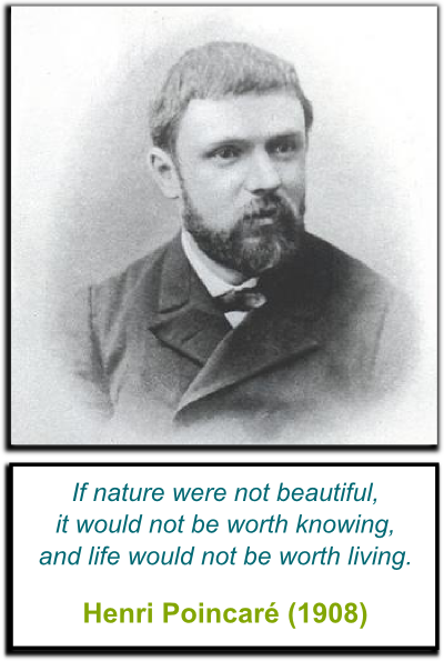 Poincaré's Quote