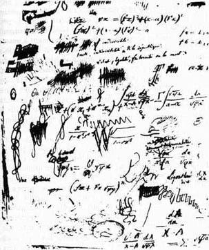 Galois manuscript