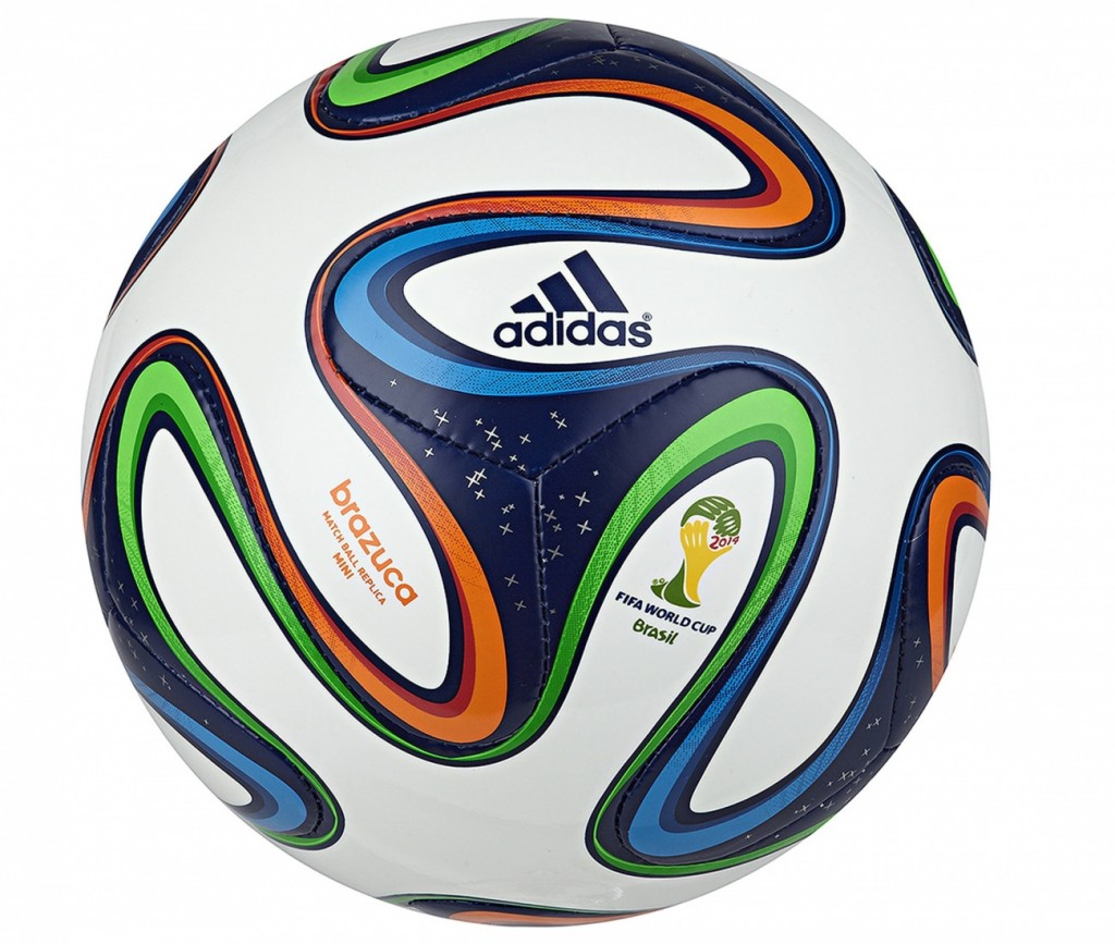 The Cubic Ball of the 2014 FIFA - 172.7KB